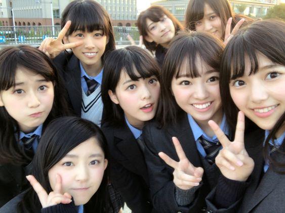 欅坂46の集合写真51