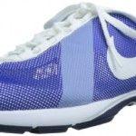 Nike Golf Women's Nike Lunar Summer Lite Golf Shoe,Hyper Blue/Violet Force/White,7.5 M US | Golf gifts by george