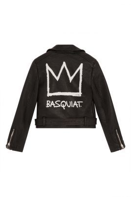 Basquiat crown perfecto #elevenparis