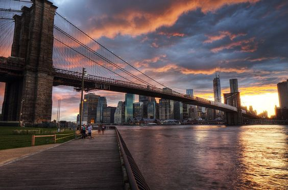 Sunset on Brooklyn Bridge - Courtesy - Flickr by ccho (scheduled via http://www.tailwindapp.com?utm_source=pinterest&utm_medium=twpin&utm_content=post110891067&utm_campaign=scheduler_attribution):