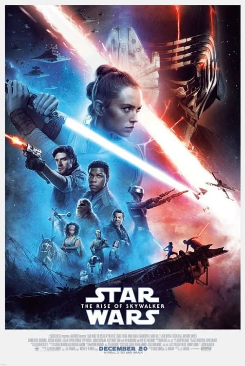 Best Star Wars Posters From All Episodes Star Wars Poster Star Wars Episodes Star Wars Art