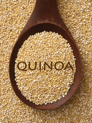 16 ways to use quinoa. Let's try this.: