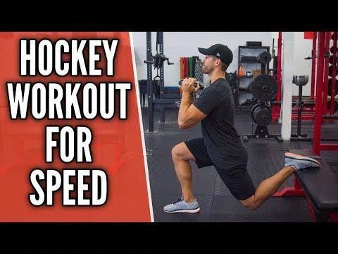 Increasing Your Speed During Soccer Training Hockey Training Hockey Workouts Hockey Drills