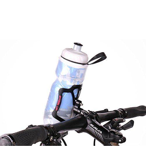 Mlec Tech 1pc Mtb Road Bike Bicycle Cup Holder Aluminum Alloy
