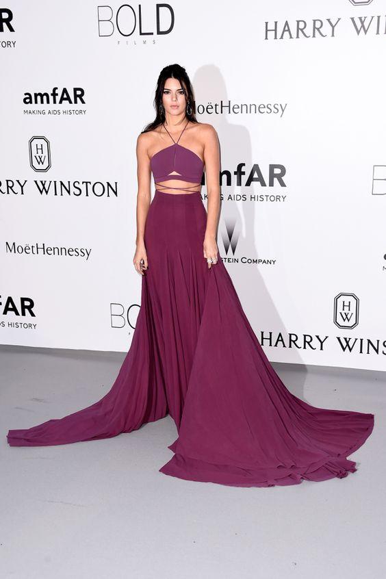 Kendall Jenner - Gala amfAR: