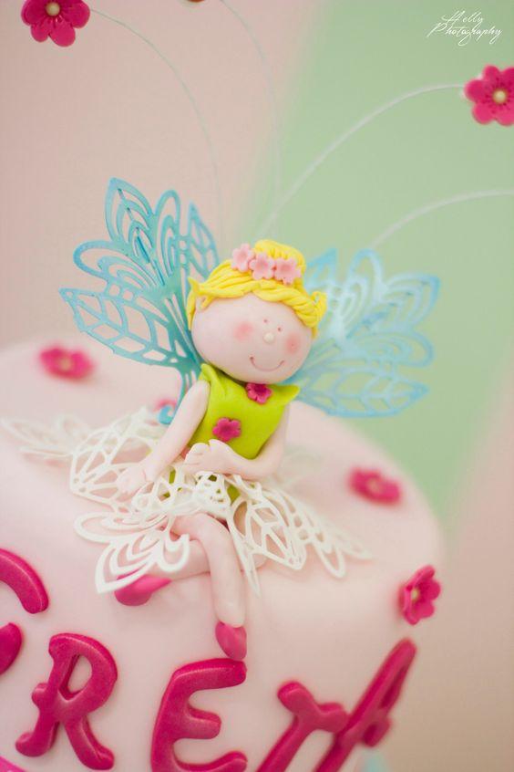 Little #fairy  www.lallabycakes.blogspot.it