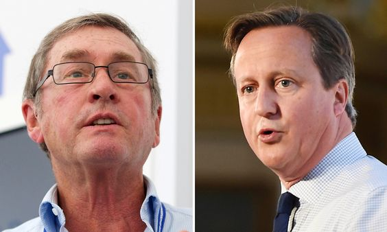 Cameron biography: Ashcroft makes new debauchery claims about student days
