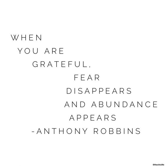 When You Are Grateful... 2018 grateful quotes