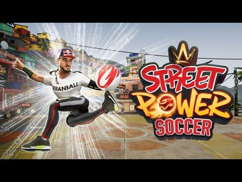 Street Power Soccer Reveal Trailer Ps4 Xbox One In 2020 Street Football Soccer Football