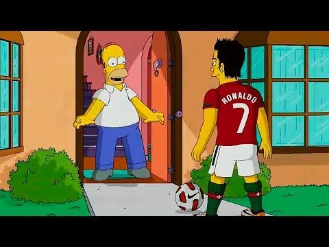 The Simpsons Predict The Final Of The World Cup Russia 2018 Youtube The Simpsons Simpson World Cup