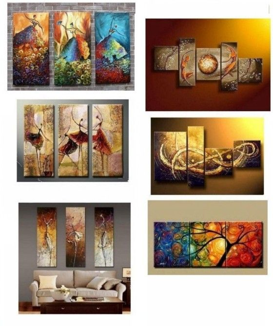 Extra Large Hand Painted Art Paintings For Home Decoration Large Wall Art Canvas Painting For Be Canvas Wall Art Set Canvas Paintings For Sale Large Painting Online painting for living room