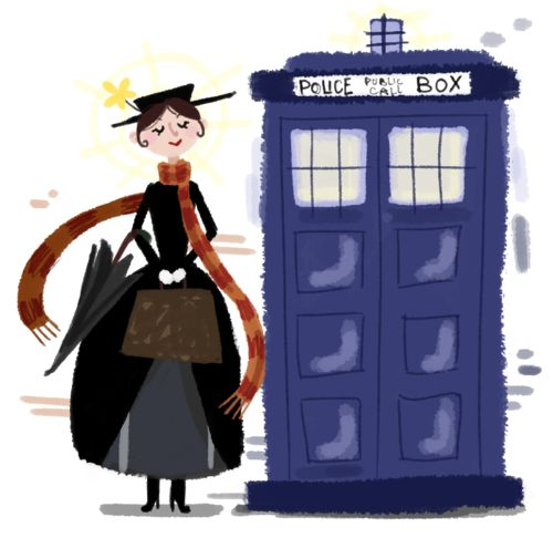 Timelords are everywhere