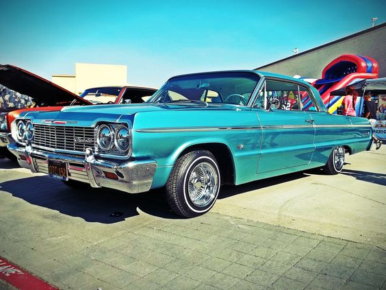Classic Chevrolet Impala Cars And Lowriders. 1958-1962 Impala, 1963 Impala, 1964 Impala, 1965-1976...