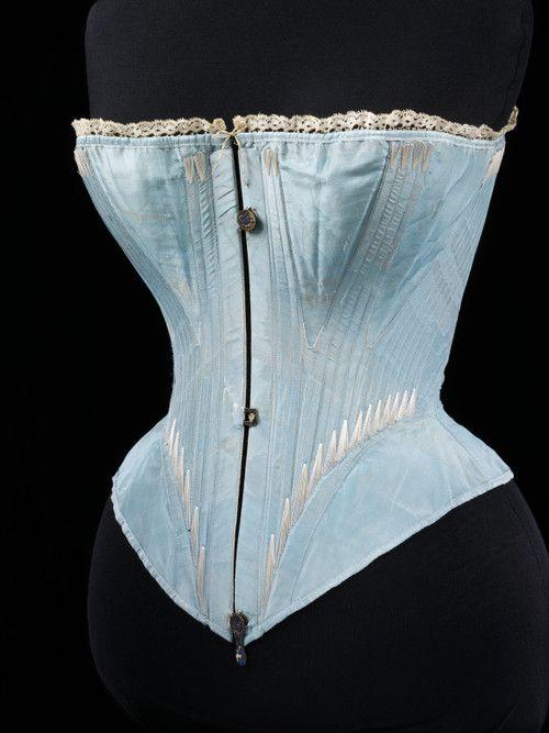 Corset, 1864  The Victoria & Albert Museum