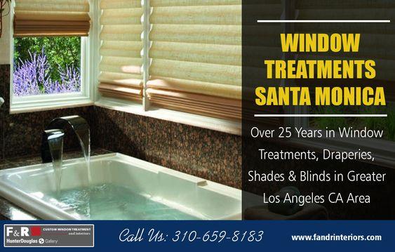 Window Treatments Santa Monica