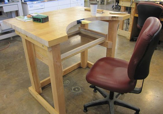 Build Your Own Bench Pdf File Art Jewelry Magazine Cool Tool Workplaces Pinterest