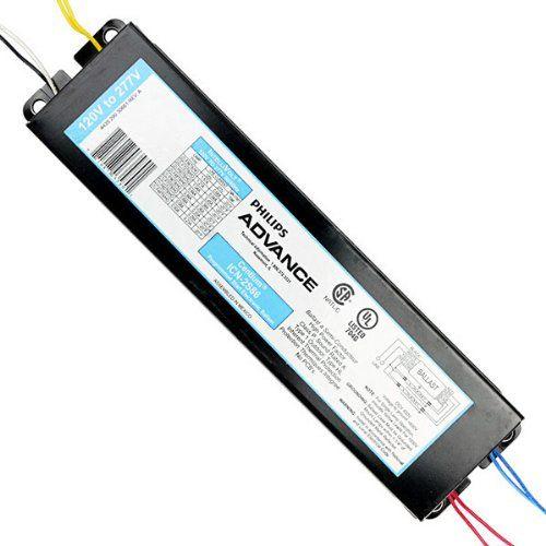 Advance Centium Icn 2s86 2 Lamp Fluorescent Ballast F96t8 Ho 120 277 Volt Programmed Start 1 0 Ballast Fact Ballast Electrical Shop Ventilation Fan