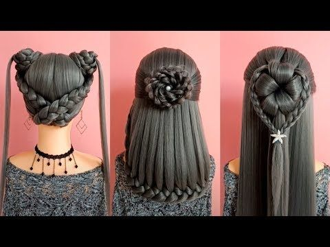 Youtube Hair Styles Hair Transformation Cool Hairstyles