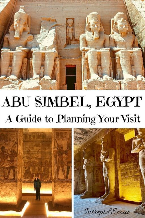 A Guide To Planning Your Visit To Abu Simbel Egypt In 2020