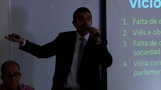 """Videoteca - Escola Democrática versus """"Escola sem Partido"""" - Tarde"""