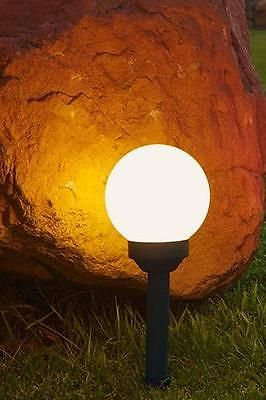 Superb Garten Kugelleuchte LED Solar Lichtkugel Warmweissparen sparen de sparen info