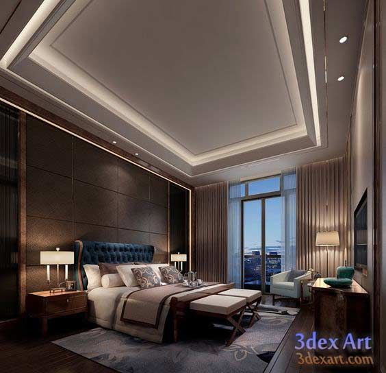 False Ceiling 2018 New False Ceiling Designs For Bedroom 2018 Bedroom Ceiling Ceiling Design Bedroom Best False Ceiling Designs Bedroom False Ceiling Design