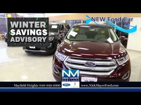 Lease A New Ford Explorer Solon Oh At Nick Mayer Ford Our Year
