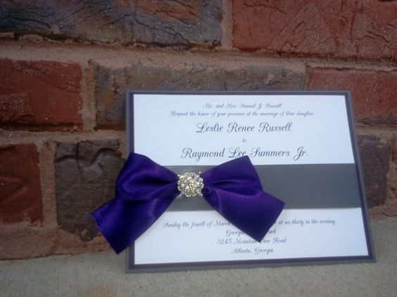 10174819ce704d9f8b2fb7d5200a1ab2 beautiful wedding invitation custom colors and by marshay,The Wedding Invitation Boutique