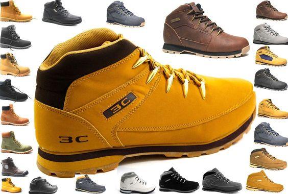 Herren Damen WinterSchuhe Stiefel Stiefeletten Boots Outdoor Schuhe 36-46 gr