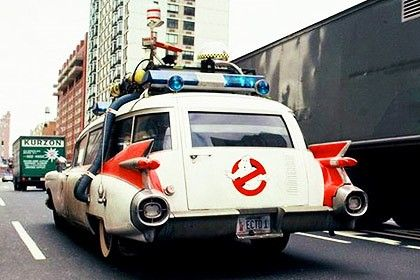 Ghostbusters - 1959 Cadillac Ecto-1