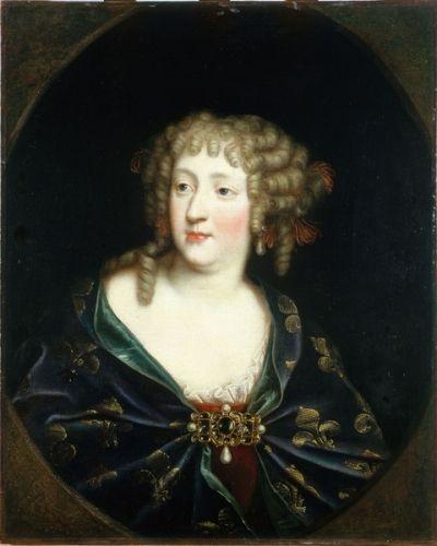 Marie-Thérèse d'Autriche (1638-1683), reine de France, circa 1660-1683, French school (Musée Carnavalet):