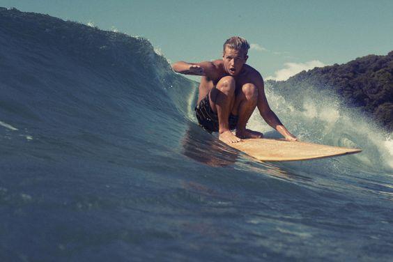 Just surfing