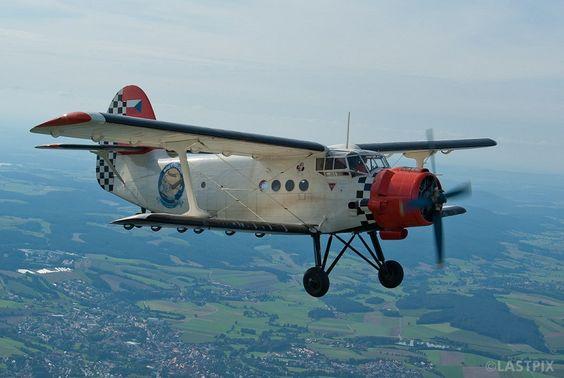 The magnificent Antonov An-2