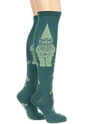 Get To Gnome Me Knee High Socks