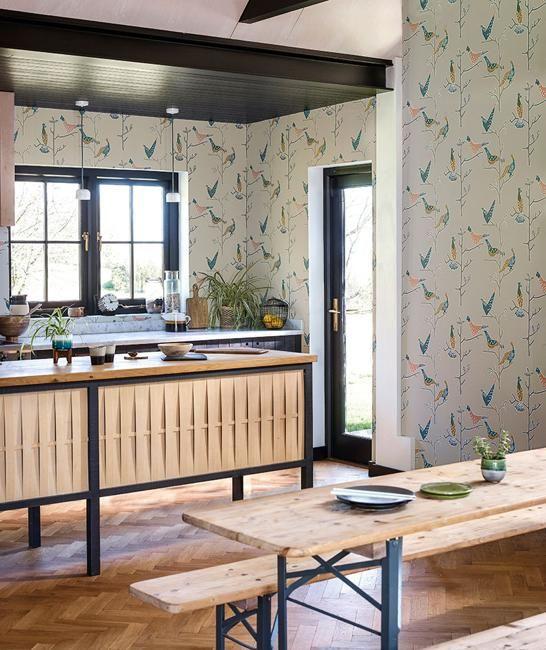 Japandi Interior Style The Latest Trends In Decorating Modern Homes In 2020 Modern Kitchen Wallpaper Japanese Bathroom Design Modern Interior Decor