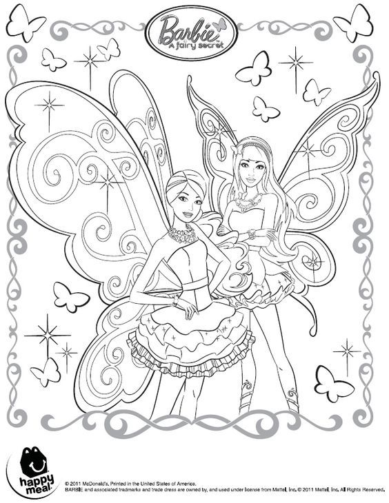 Barbie A Fairy Secret Coloring Page Barbie Coloring Pages Mermaid Coloring Book Fairy Coloring Pages