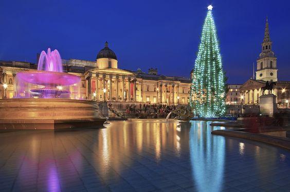 """https://flic.kr/p/ixeWU5   Gratitudine / Gratitude (Buon Natale!!! / Merry Christmas!!!) (Trafalgar Square, London, England)   Regno Unito, Londra, Trafalgar Square, Inverno 2013  Guardate il mio video """"One year in London"""":  www.youtube.com/watch?v=NJsAKOQrjyA  L'albero di natale di Trafalgar Square è stato un regalo annuale al popolo della Gran Bretagna da parte della città di Oslo dal 1947 come segno di gratitudine per il sostegno alla Norvegia da parte del governo britannico durante la…"""