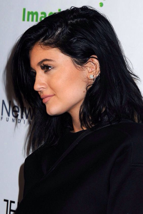 August 5, 2014- Kylie Jenner at Imagine ball in West Hollywood