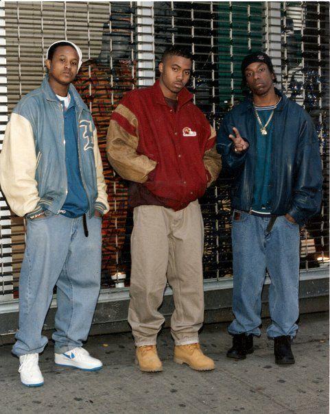 Huddy Combs, Nas & Big L: