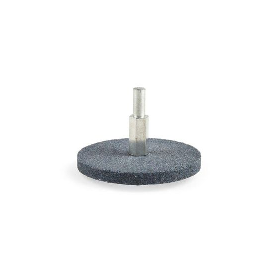 Lincoln Electric 2-1/2 in. x 1/4 in. Black Aluminum Oxide Grinding Wheel