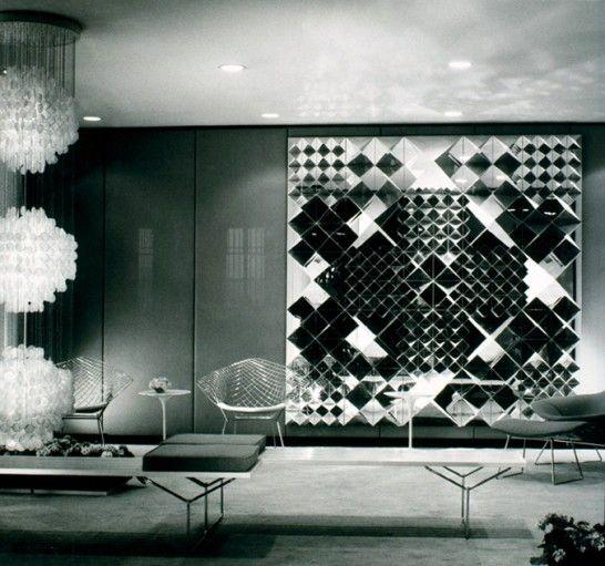 Interior by Panton.