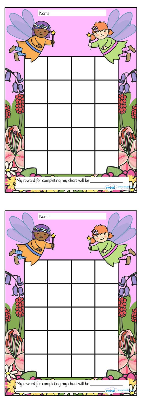 Classroom Reward Ideas Elementary ~ Ideas about sticker chart on pinterest behavior