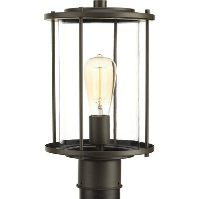 Wycoff 1 Light 20 Post Light Allmodern Post Lights Progress Lighting Lantern Head