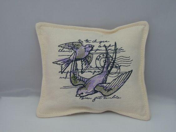 Swallow Lavender Sachet
