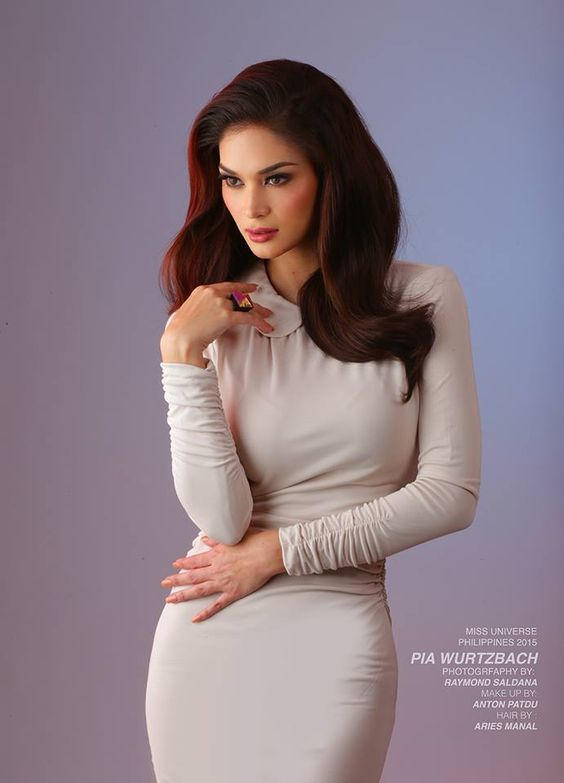 Miss Universe Philippines 2015 Pia Alonzo Wurtzbach- BELLA..>!!!!!!