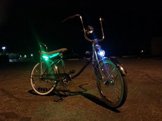 Schwinn low rider