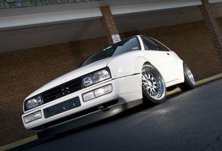 AWD Corrado VW Corrado Pinterest