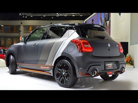 2019 Suzuki Swift Sport Auto Salon Version Modified Swift Cars