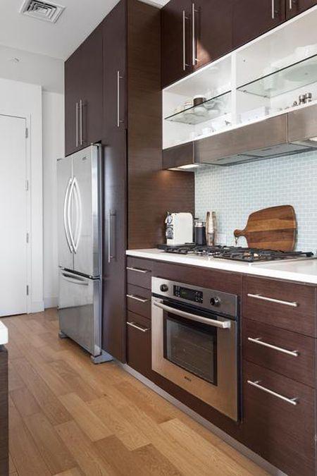 diseño de #cocina Diseño de cocinas en Alcala de Henares madera - cocinas pequeas minimalistas