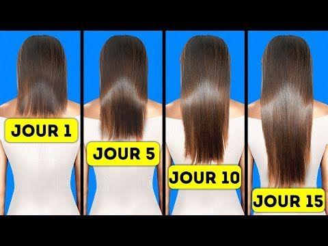 Comment Avoir Les Cheveux Long Rapidement Sans Produit